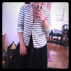 Splendid striped blazer